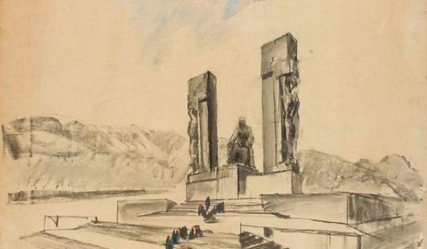 Going. | Wykład Monumentalny: Plac Piłsudskiego. Symbolika tożsamości - Królikarnia