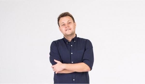 Going. | Stand-up No Limits: Michał Kutek, Mieszko Minkiewicz - Magnetofon