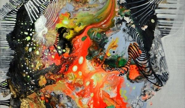 """Going.   """"Żyję Abstrakcją"""" Wystawa prac malarskich Marleny Majchrzak - Hale Targowe Gdynia"""