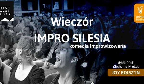 Going. | Wieczór Impro Silesia V - JOY Ediszyn + Chelonia Mydas - Drzwi Zwane Koniem