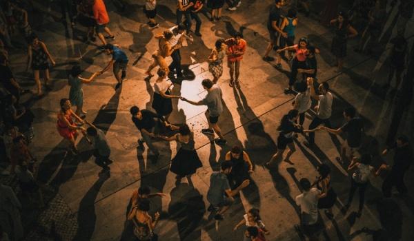 Going. | Bailando na Długi Weekend - Salsa & Bachata - Królestwo