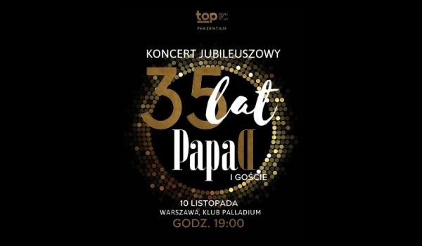 Going. | PAPA D – koncert jubileuszowy - Palladium