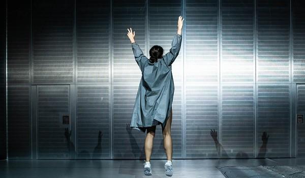 Going. | This is the real thing, reż. Anna Nowicka / This is the real thing, dir. Anna Nowicka - Galeria na dziedzińcu sztuki