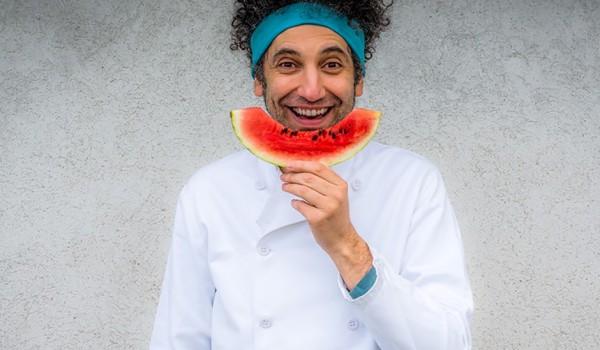 Going. | Kuchnia z widokiem na pokój. Warsztaty kulinarne z Hacen Sahraoui / A Kitchen With A View Of Peace. Culinary workshop with Hacen Sahraoui - Plac Wolności w Poznaniu