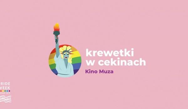 Going. | Krewetki w cekinach - Kino Muza w Poznaniu