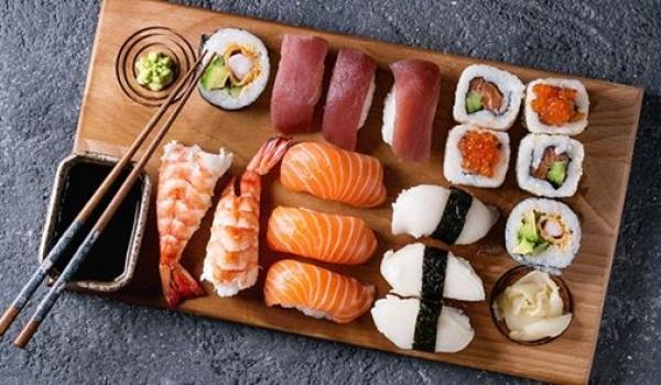Going. | Warsztaty: Kurs sushi dla początkujących - Book&Cook