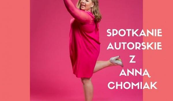 Going. | Żyj szczęśliwie! - spotkanie autorskie z Anną Chomiak - Klanza Białystok
