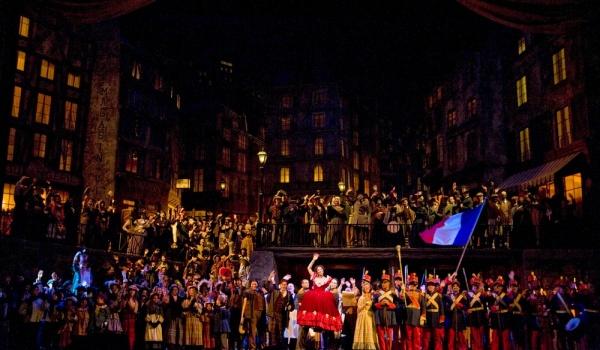 Going. | Letni cykl operowy - Cyganeria: retransmisje z The Met Opera - Kijów.Centrum