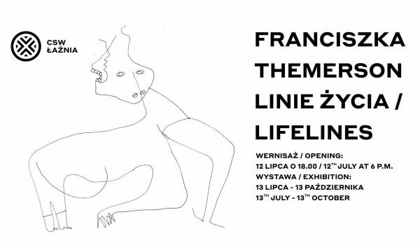 Going. | Franciszka Themerson - wernisaż wystawy Linie życia / Lifelines - Centrum Sztuki Współczesnej Łaźnia