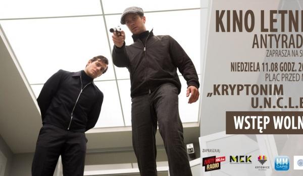 Going.   Kryptonim UNCLE - Kino letnie Antyradia - Międzynarodowe Centrum Kongresowe