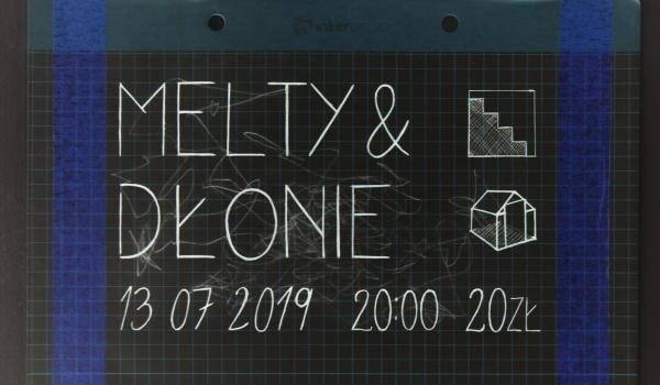 Going. | Melty & Dłonie - D.K. Luksus