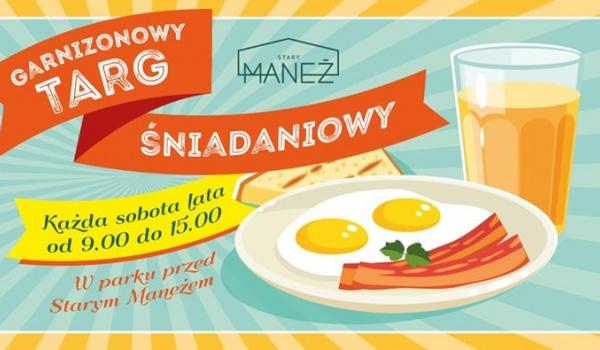 Going. | Garnizonowy Targ Śniadaniowy - Stary Maneż
