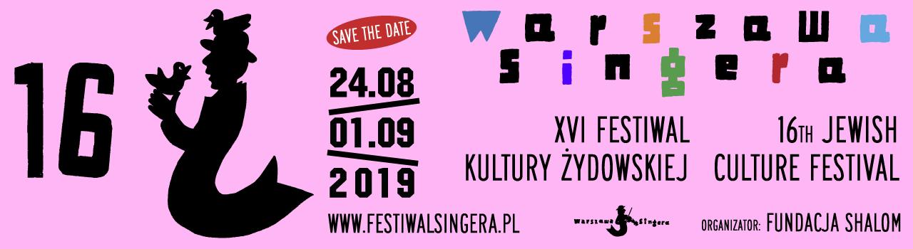 Going. | 16. Festiwal Warszawa Singera