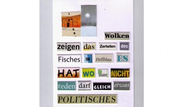 Going. | Tam gdzie nie można mówić. Słowo jako obraz, obraz jako słowo - wernisaż - MOCAK Muzeum Sztuki Współczesnej w Krakowie