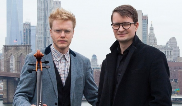 Going. | Cello Festival – Jacob Shaw i David lau Magnussen - Centrum Kultury Dwór Artusa