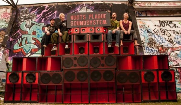 Going. | Dub Temple # 120 - Roots Plague Sound System (GER) - Zet Pe Te