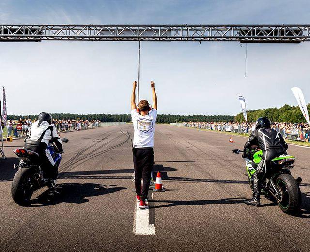 Going. | Wyścigi na 1/4 mili & Game of Stance w Katowicach
