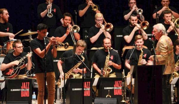 Going. | The Elmhurst College Jazz band - Filharmonia 2019 - Centrum Kultury JAZOVIA