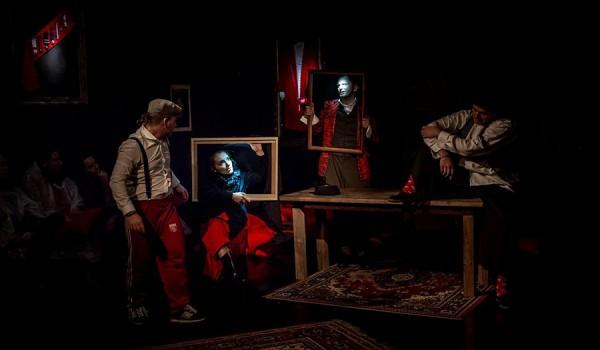 Going. | [SOLD OUT] Zryw, reż. Wojciech Wiński / Sprut, dir. Wojciech Wiński - Republika Sztuki Tłusta Langusta