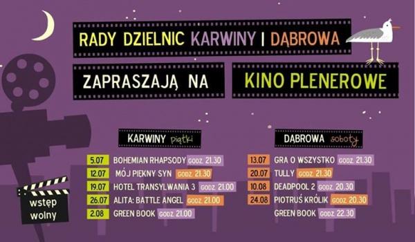 Going. | Kino Plenerowe na Dąbrowie - Gdynia Dąbrowa Rada Dzielnicy
