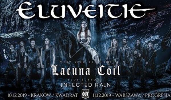 Going. | Eluveitie + Lacuna Coil | Warszawa - Progresja