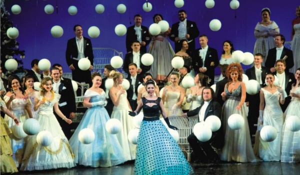 Going. | Noworoczna Gala Operetkowa - Filharmonia Podkarpacka