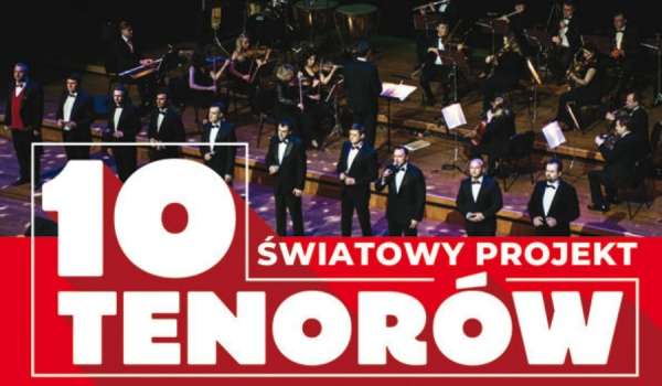 Going. | Koncert 10 Tenorów | Warszawa - Palladium
