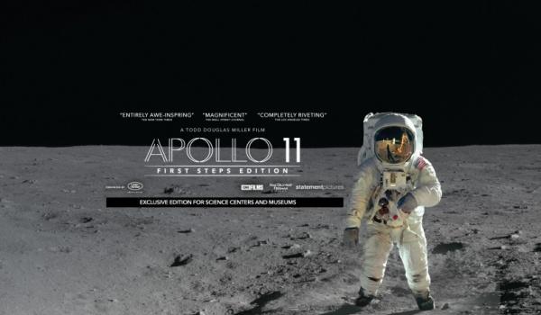 Going. | Apollo 11 | pokazy specjalne - Kino Rialto
