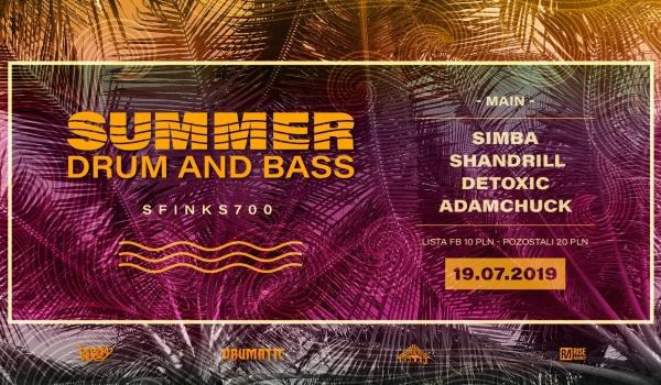 Going. | Summer Drum&Bass - Sfinks700
