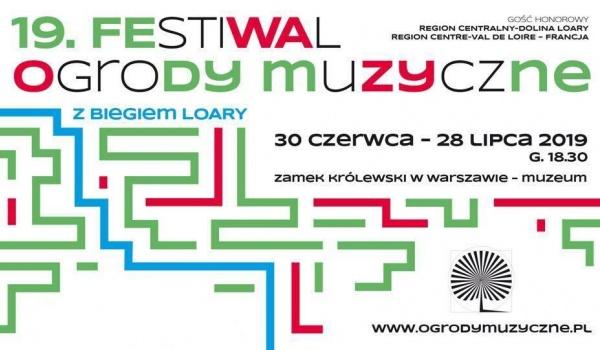 Going. | 19. Festiwal Ogrody Muzyczne - Zamek Królewski