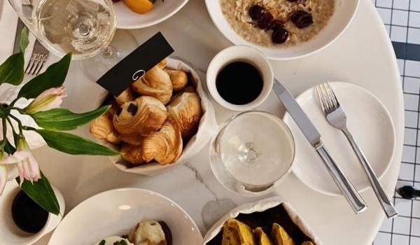Going. | Późne śniadania w letnie weekendy. - Cafe Młyńska