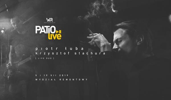 Going. | PatioLive: Łuba&Stachura - Wydział Remontowy