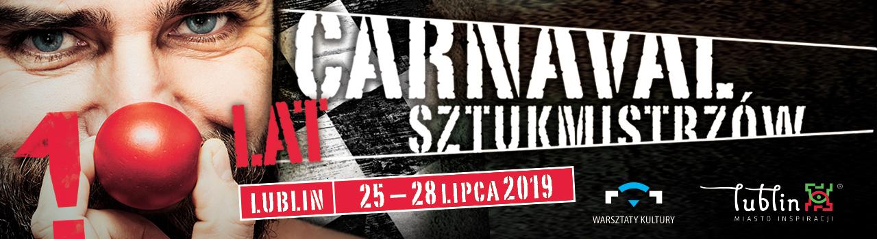 Going. | Carnaval Sztukmistrzów 2019