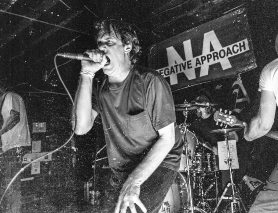 NEGATIVE APPROACH - jedyny koncert w Polsce