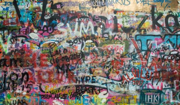 Going. | Mural literacki - warsztaty street-art dla dzieci i mlodzieży - Filia 29 MBP