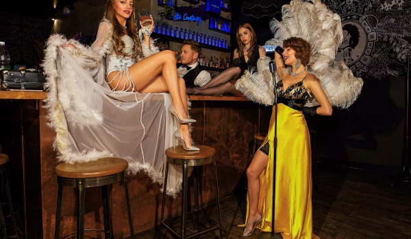 Going. | Neon Burlesque Summer Tour - BARdzo bardzo