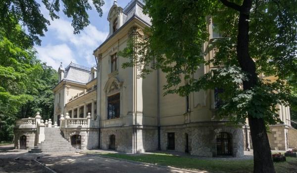 Going. | W cieniu tulipanowca. Sportowe lato dla małych i dużych - Pałac Schoena - Muzeum w Sosnowcu