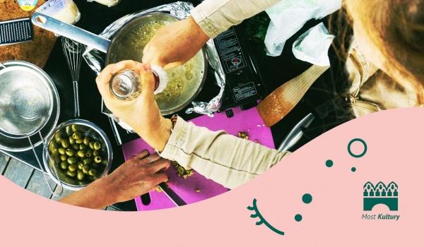 Going. | Kuchnia roślinna - warsztaty kulinarne - Most Kultury
