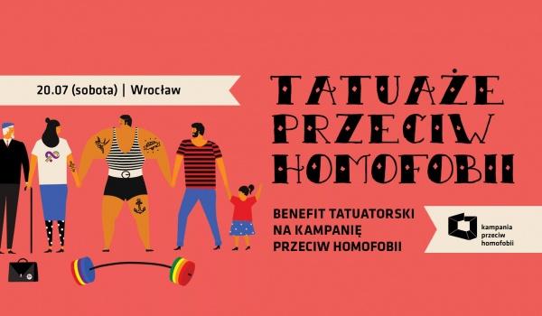 Going. | Wrocław: Tatuaże Przeciw Homofobii - Wyspa Tamka