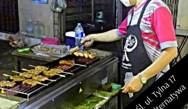 Going.   Tajski grill w plenerze - Przystanek11
