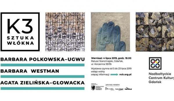 Going. | K3 Sztuka włókna - wystawa - Nadbałtyckie Centrum Kultury