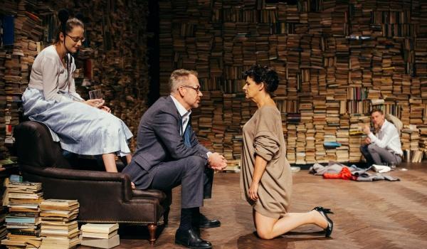 Going.   Kto Się Boi Virginii Woolf? - Café Absinthe (Teatr Wybrzeże)