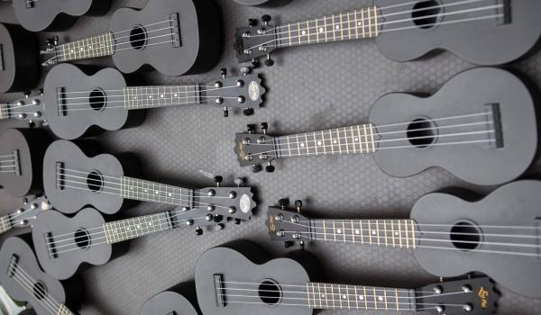 Going. | Warsztaty gry na ukulele - Warsztaty Kultury