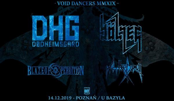 Going.   Dødheimsgard, Bölzer   Poznań - Klub u Bazyla