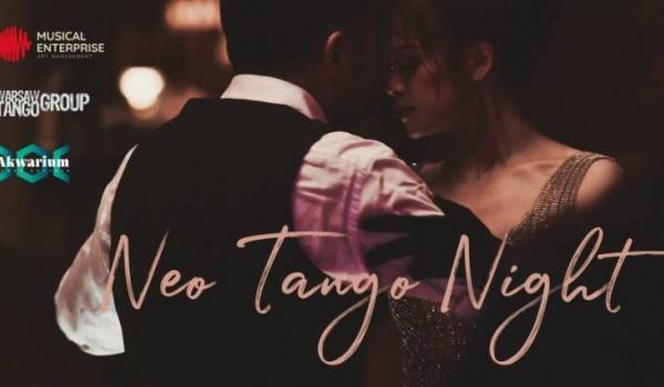 Going. | Neo Tango Night w Akwarium - Akwarium - Skwer Hoovera