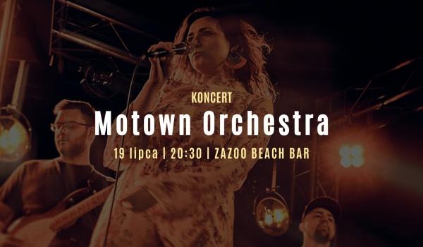 Going. | The Motown Orchestra - klasyki lat 60', 70', 80' - ZaZoo Beach Bar