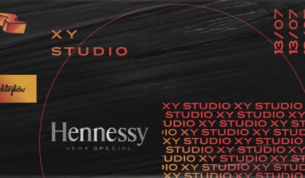 Going. | Elektryków X Hennessy: XY Studio - Ulica Elektryków