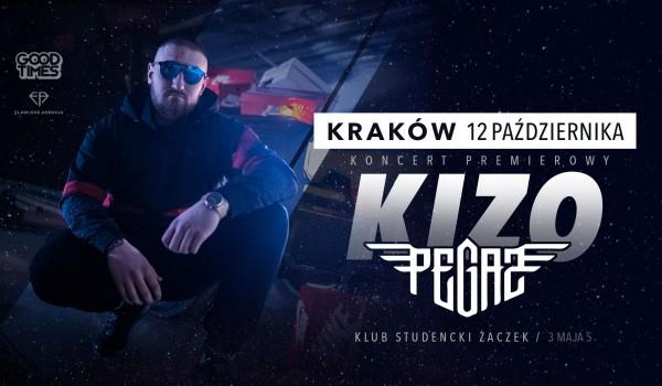 Going. | KIZO - Pegaz Tour / Kraków - Klub Studencki Żaczek