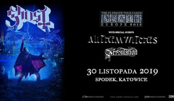 Going. | Ghost | Katowice - Spodek