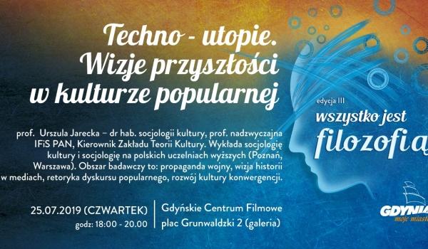 Going. | Techno-utopie w kulturze - wykład prof. Urszula Jarecka - Gdyńskie Centrum Filmowe